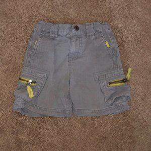 Hanna Andersson grey shorts size 90